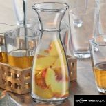 üvegből készült borkiöntő - karaff - 0,25 L