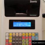 Pénztárgép Samsung