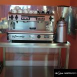 La Spaziale S5 Ek, Fiorenzato kávéőrlő
