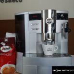 Jura XS 90 nagy teljesítményű automata kávégép 6 hó garanciával Hengermalom út