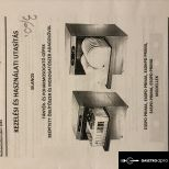 Ipari mosogatógép használati útmutatójával