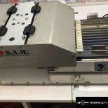 Csomagoló gép , fólia hegesztő, félautomata